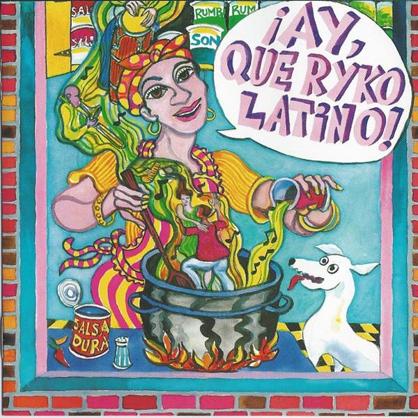 VARIOUS - Â¡QUE RYKO LATINO! (CD COMP) - Various - Â¡Que Ryko Latino! (CD Comp) - CD