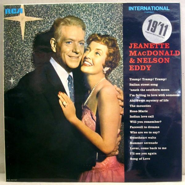 Jeanette MacDonald & Nelson Eddy - Jeanette Macdonald & Nelson Eddy