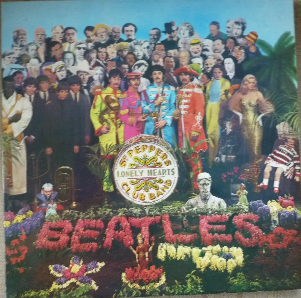 Beatles - Sgt. Pepper's Lonely Hearts Club Band Record