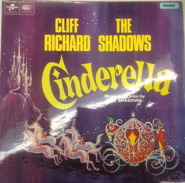 Cliff Richard / The Shadows* - Cinderella (LP Mono - Cliff Richard / The Shadows* - Cinderella (LP Mono) - 33T