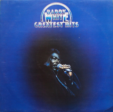 BARRY WHITE - GREATEST HITS (LP COMP) - Barry White - Greatest Hits (LP Comp) - LP
