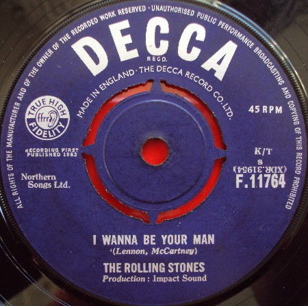 Rolling Stones - I Wanna Be Your Man