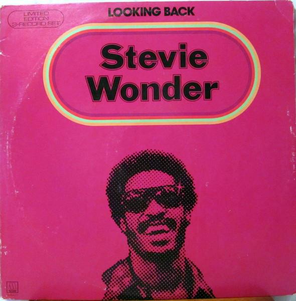 STEVIE WONDER - LOOKING BACK (3XLP COMP LTD) - Stevie Wonder - Looking Back (3xLP Comp Ltd) - LP x 3