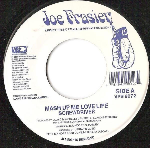 Mash Up Me Love Life