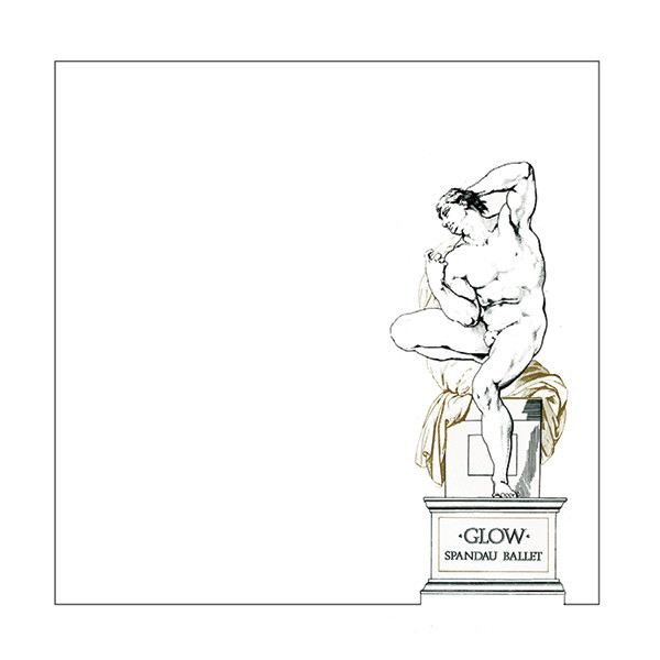 SPANDAU BALLET - GLOW (12'' SINGLE) - Spandau Ballet - Glow (12'' Single) - 12 inch 45 rpm