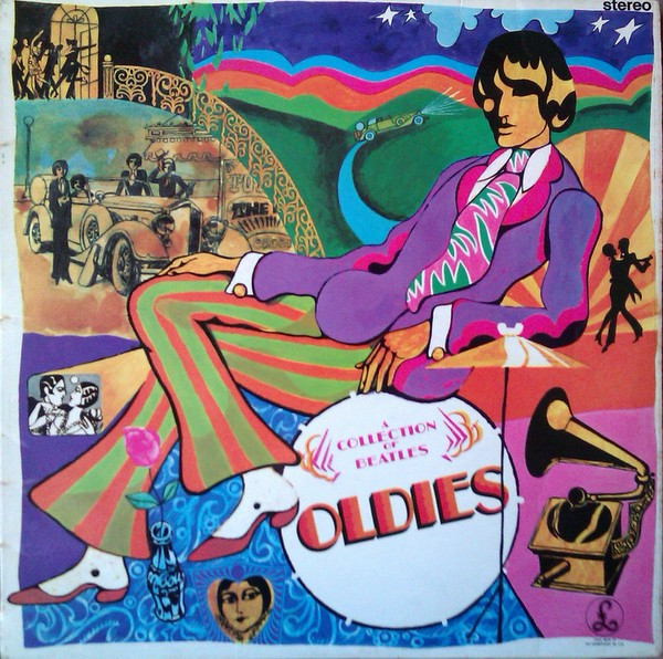 A Collection Of Beatles Oldies - Beatles