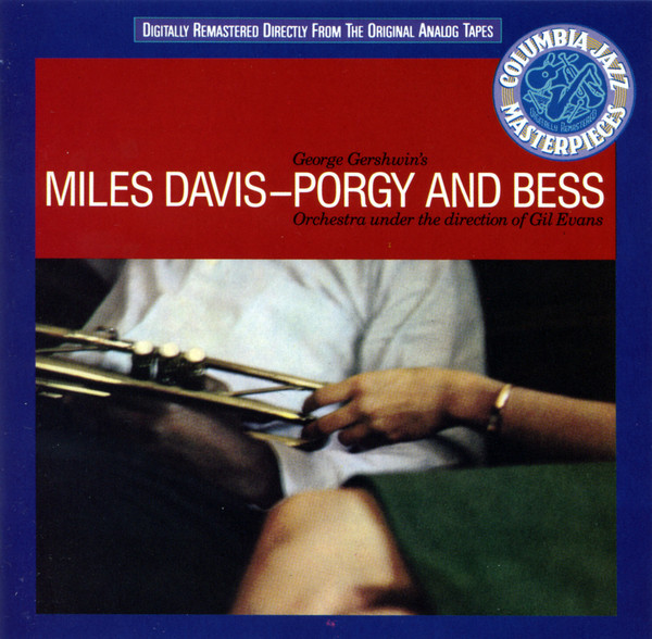 MILES DAVIS - PORGY AND BESS (CD ALBUM RE RM) - Miles Davis - Porgy And Bess (CD Album RE RM) - CD