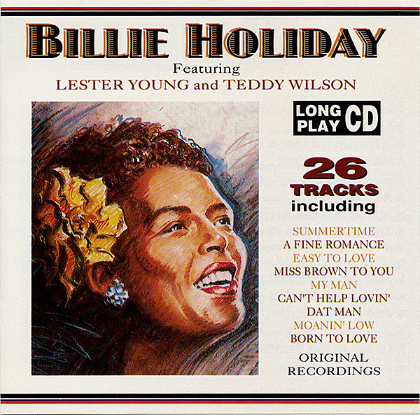 BILLIE HOLIDAY - BILLIE HOLIDAY (CD COMP) - Billie Holiday - Billie Holiday (CD Comp) - CD