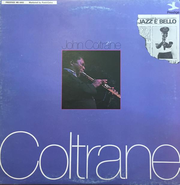 JOHN COLTRANE - JOHN COLTRANE (2XLP COMP RE) - John Coltrane - John Coltrane (2xLP Comp RE) - LP x 2