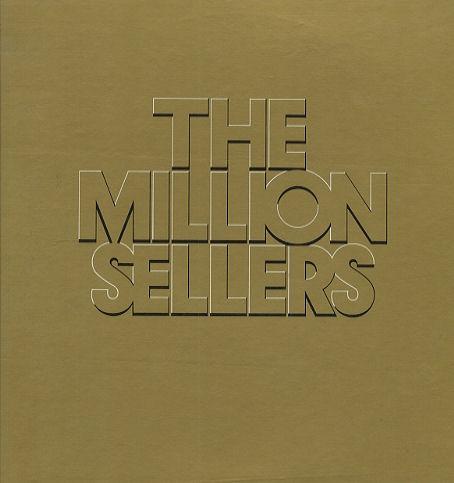 VARIOUS - THE MILLION SELLERS (8XLP COMP + BOX) - Various - The Million Sellers (8xLP Comp + Box) - LP x 8