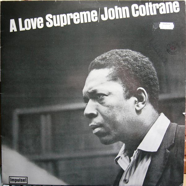 Page 2 - John Coltrane A love supreme (Vinyl Records, LP, CD)