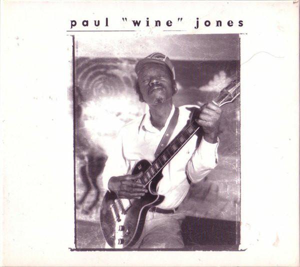 PAUL ''WINE'' JONES* - MULE (CD ALBUM RE) - Paul ''Wine'' Jones* - Mule (CD Album RE) - CD