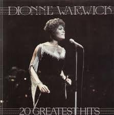 dionne warwick - 20 greatest hits (lp comp) dionne warwick - 20 greatest hits (lp comp)