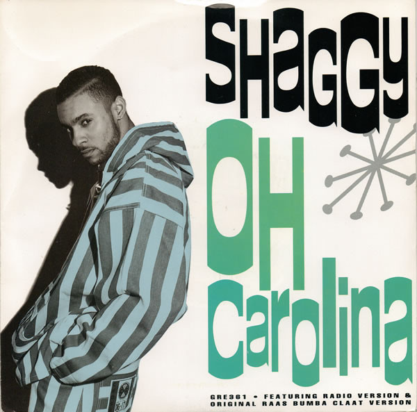 SHAGGY - OH CAROLINA (7'' SINGLE PIC) - Shaggy - Oh Carolina (7'' Single Pic) - 7inch x 1