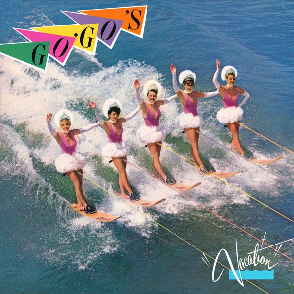 Go-Go's - Vacation LP
