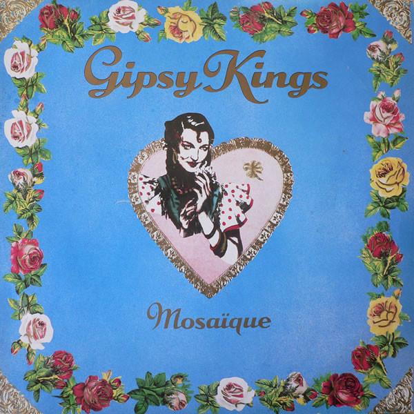 GIPSY KINGS - MOSAIQUE (LP ALBUM) - Gipsy Kings - Mosaique (LP Album) - LP