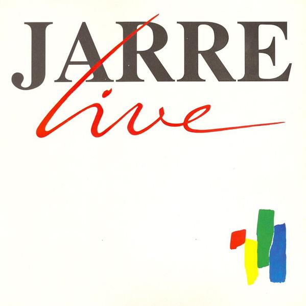 JEAN MICHEL JARRE* - JARRE LIVE (LP ALBUM) - Jean Michel Jarre* - Jarre Live  - 33T