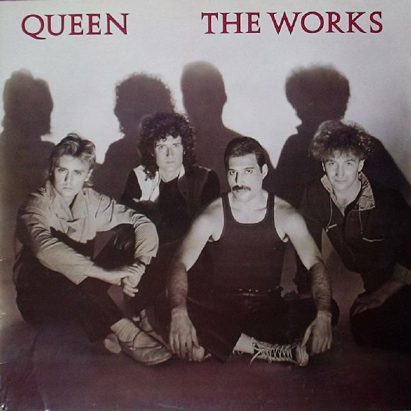 Queen -  vinyl records and cds