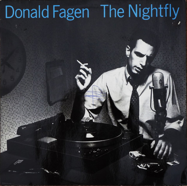 DONALD FAGEN - THE NIGHTFLY (LP ALBUM) - Donald Fagen - The Nightfly (LP Album) - LP