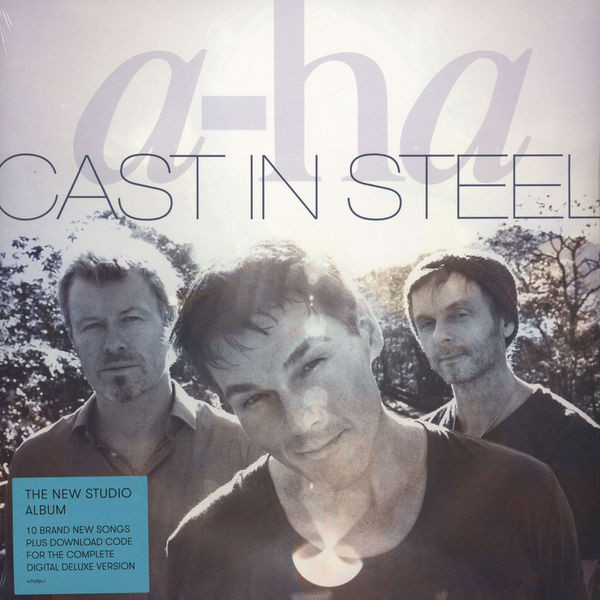 a-ha - Cast In Steel (LP Album 180) a-ha - Cast In Steel