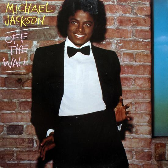MICHAEL JACKSON - OFF THE WALL (LP ALBUM GAT) - Michael Jackson - Off The Wall (LP Album Gat) - LP