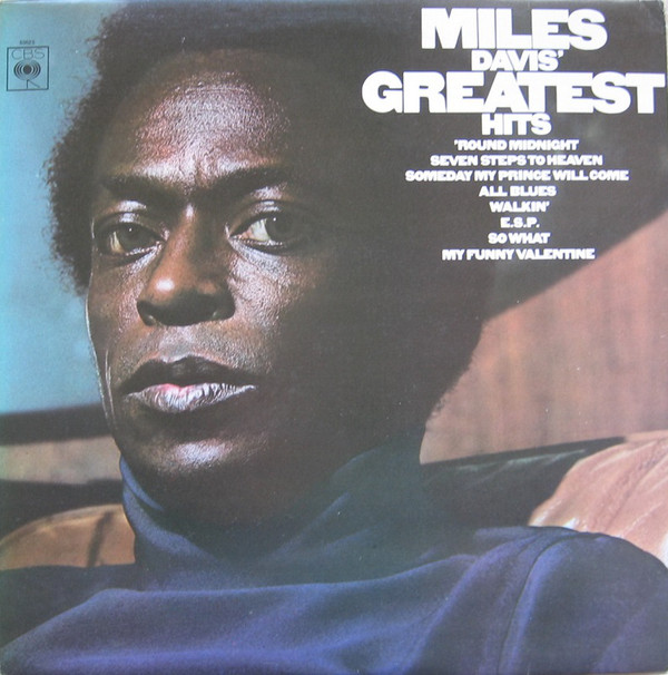 MILES DAVIS - MILES DAVIS' GREATEST HITS (LP COMP  - Miles Davis - Miles Davis' Greatest Hits (LP Comp RE) - 33T