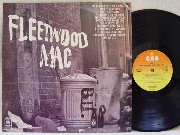 Fleetwood Mac - Peter Green's Fleetwood Mac (LP Al Fleetwood Mac - Peter Green's Fleetwood Mac (LP Album RE)
