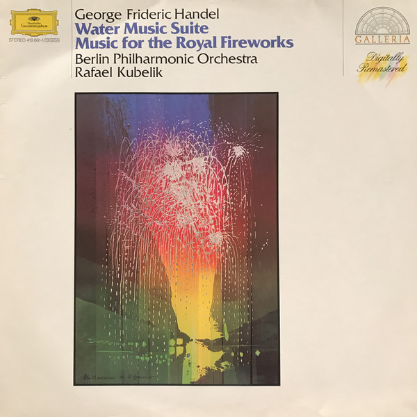 an analysis of george frideric handels water music